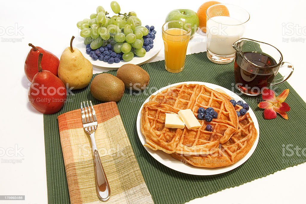 Śniadanie zdrowy styl zbiór zdjęć royalty-free