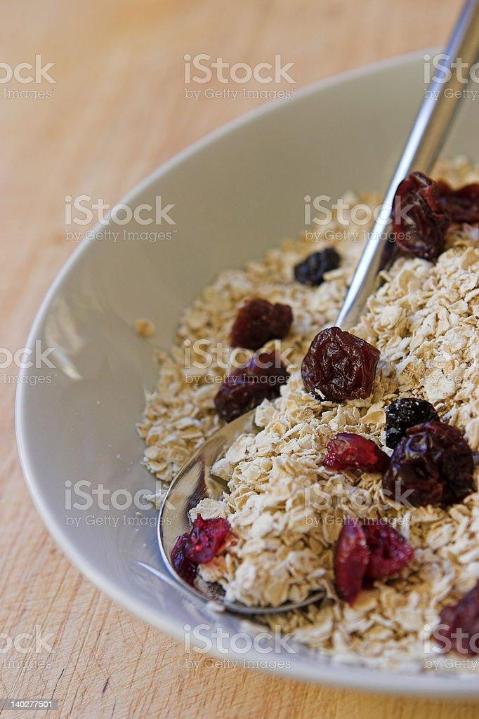 Breakfast is ready royalty-free stock photo