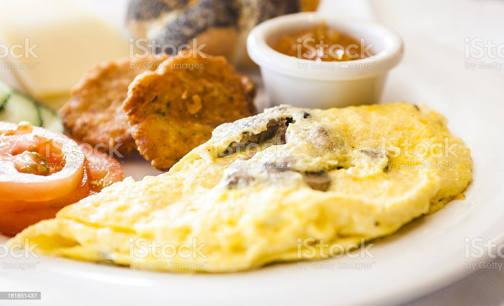 Breakfast Meal royalty-free stock photo
