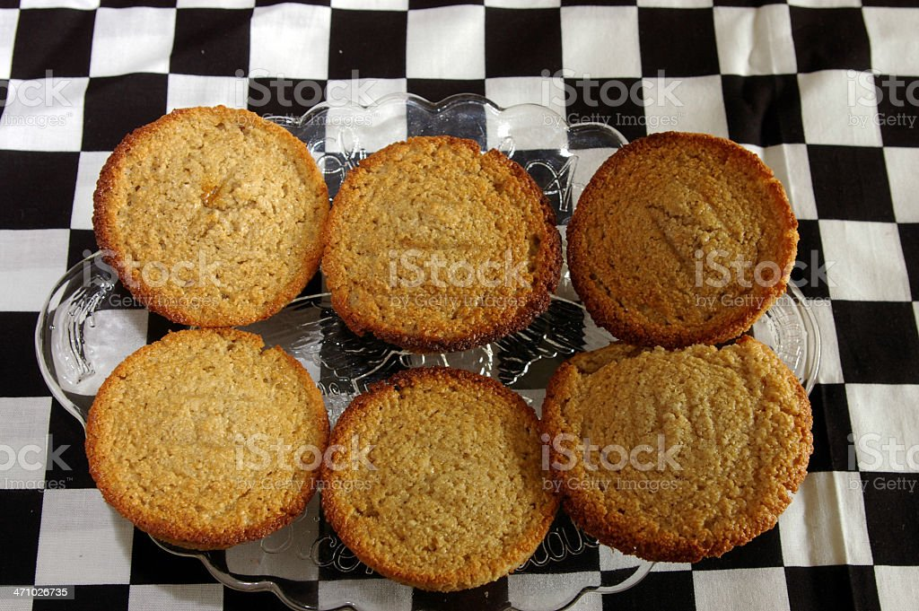 breakfast muffin royalty-free stock photo