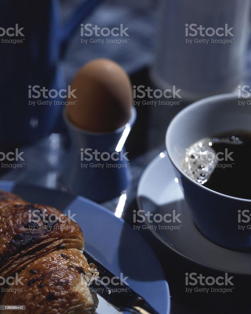 Prima colazione foto stock royalty-free