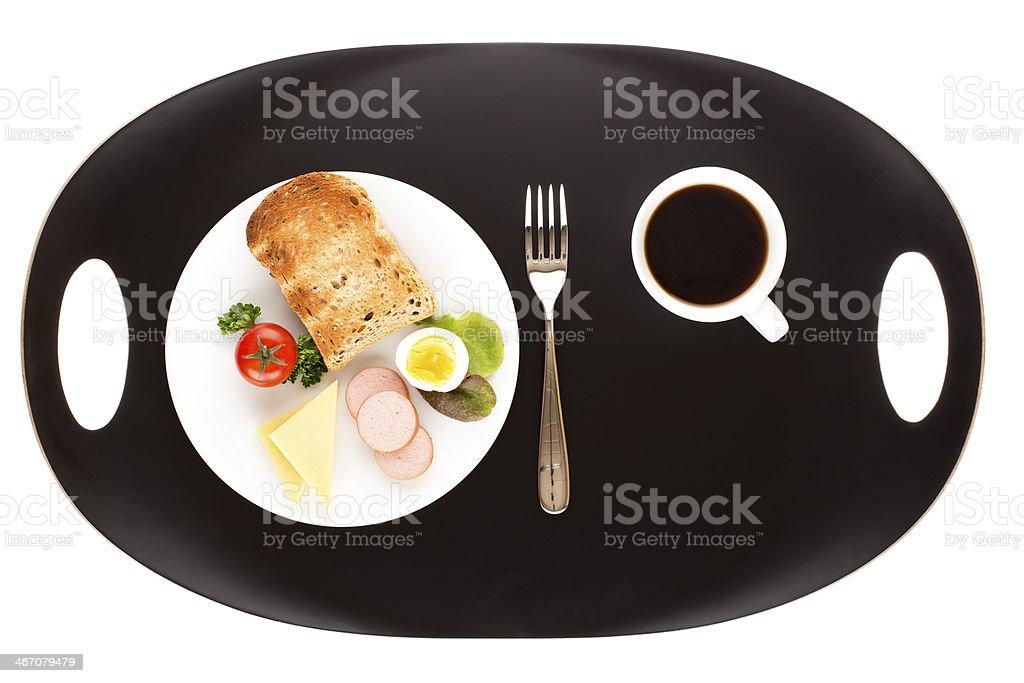 Breakfast royalty-free stock photo