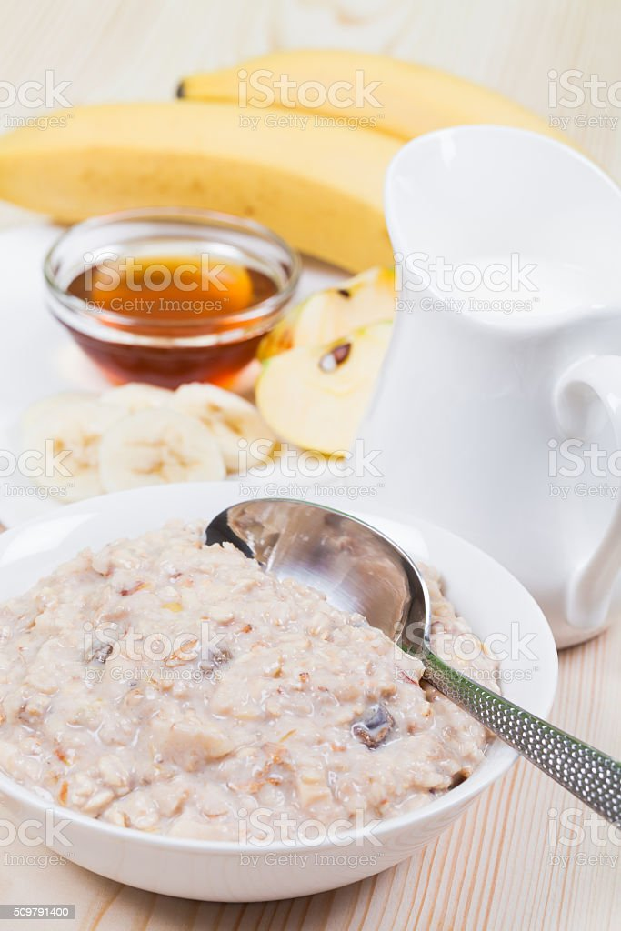 Breakfast stock photo