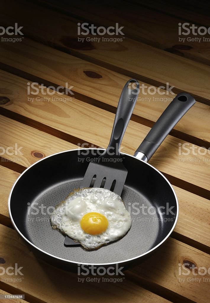 Breakfast Serve stock photo