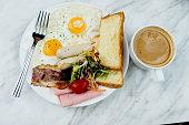 Breakfast stills