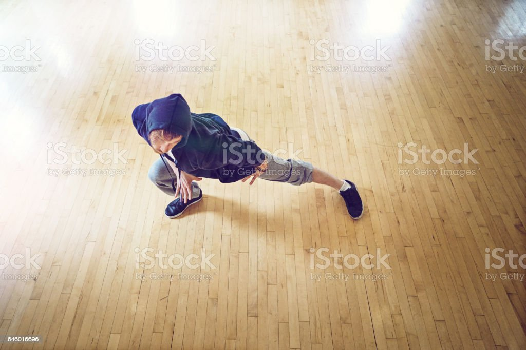 Breaking it down stock photo