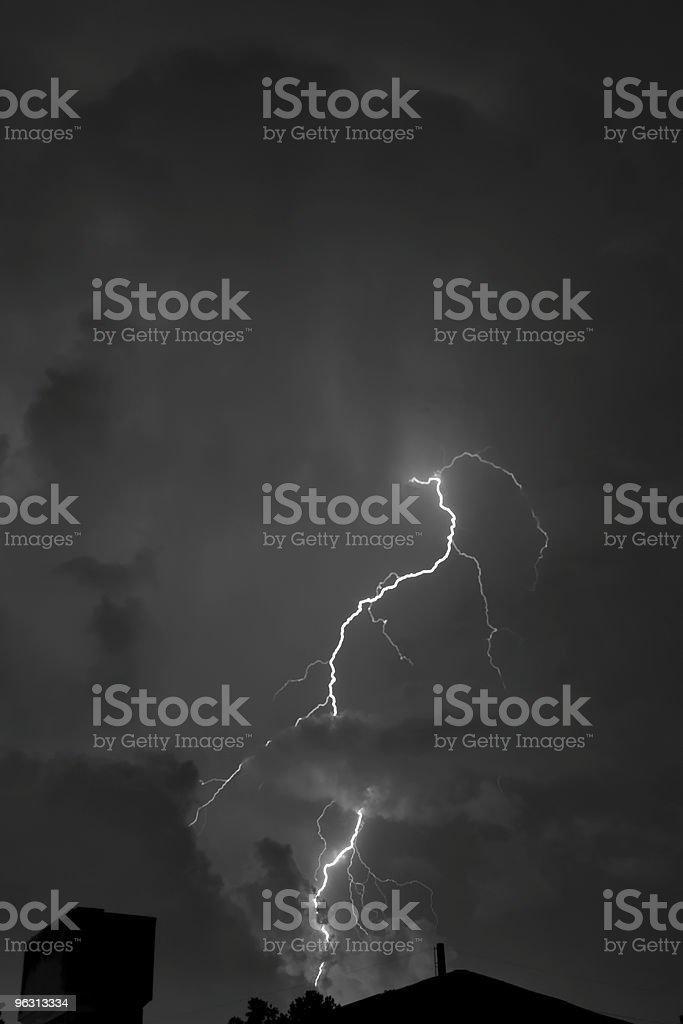Breakthrough stock photo
