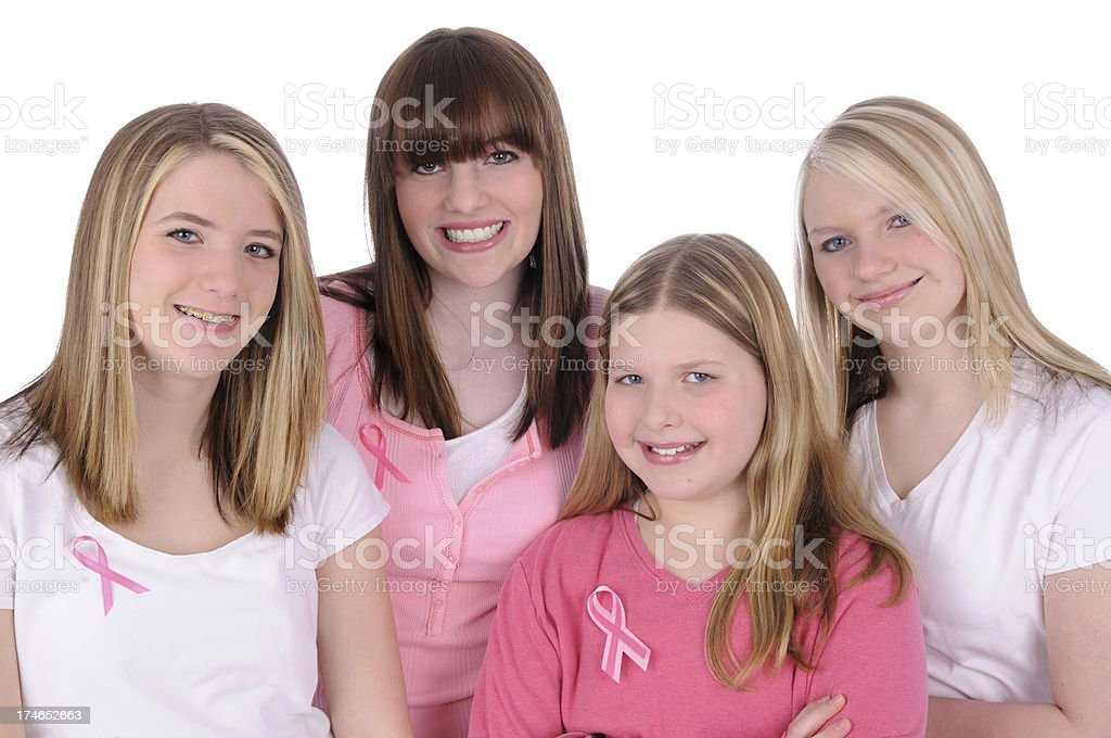 Breast Cancer Awareness  (XL) royalty-free stock photo