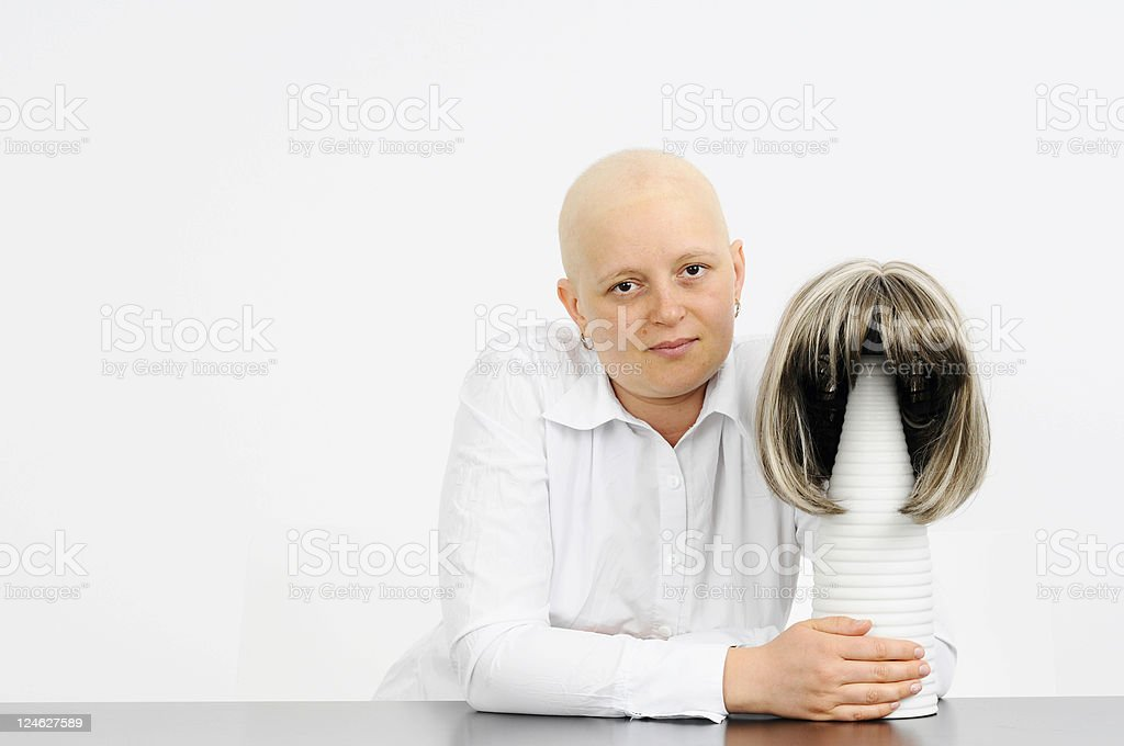 breast cancer royalty-free stock photo