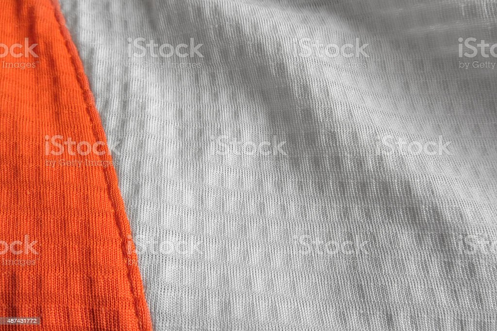 breathable fabric for mountainering stock photo