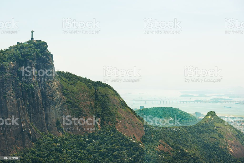 Breathtaking beauty of nature stock photo