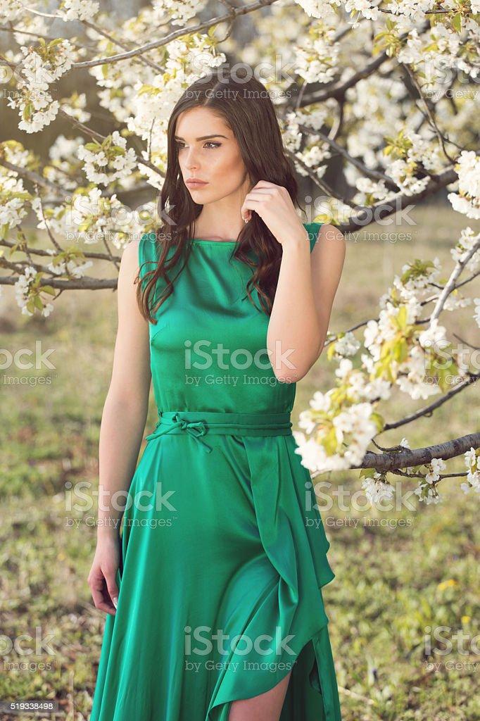 Breathtaking Beauty stock photo