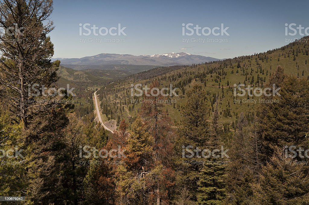 Breathtaking View stock photo