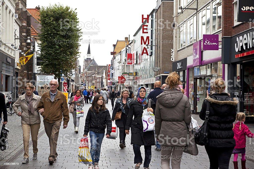 Breda stock photo