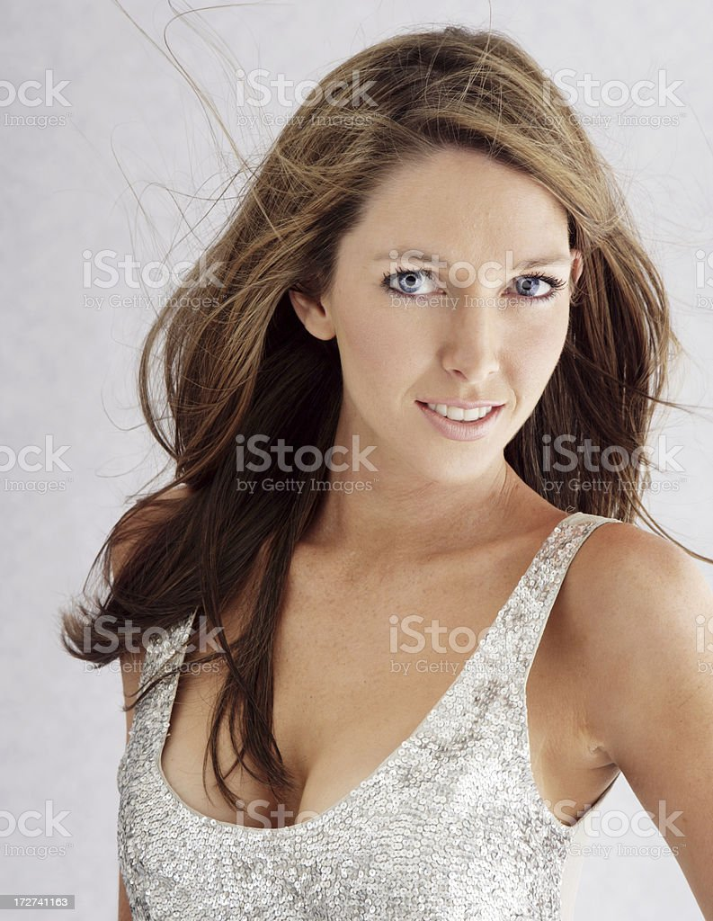 Breezy and Beautiful royalty-free stock photo
