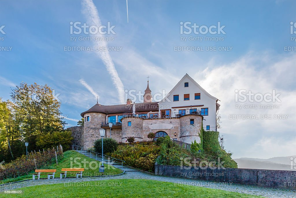 Bregenz, Gebhardsberg - Austria stock photo
