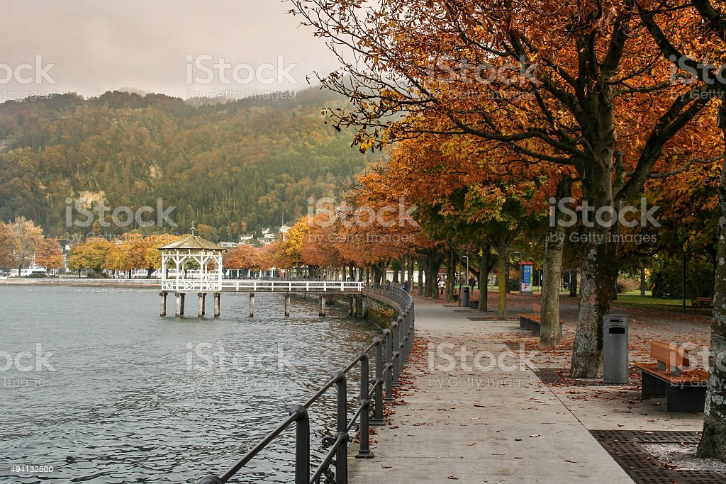 Bregenz stock photo