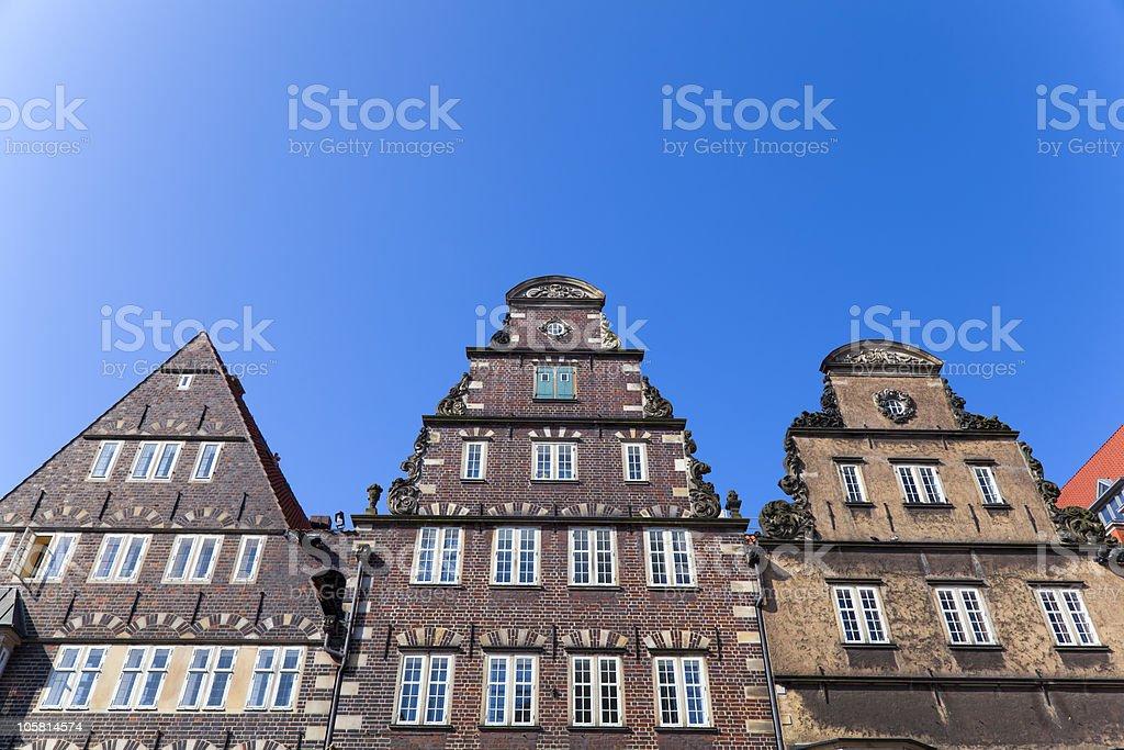 Bremen, Germany XXXL royalty-free stock photo