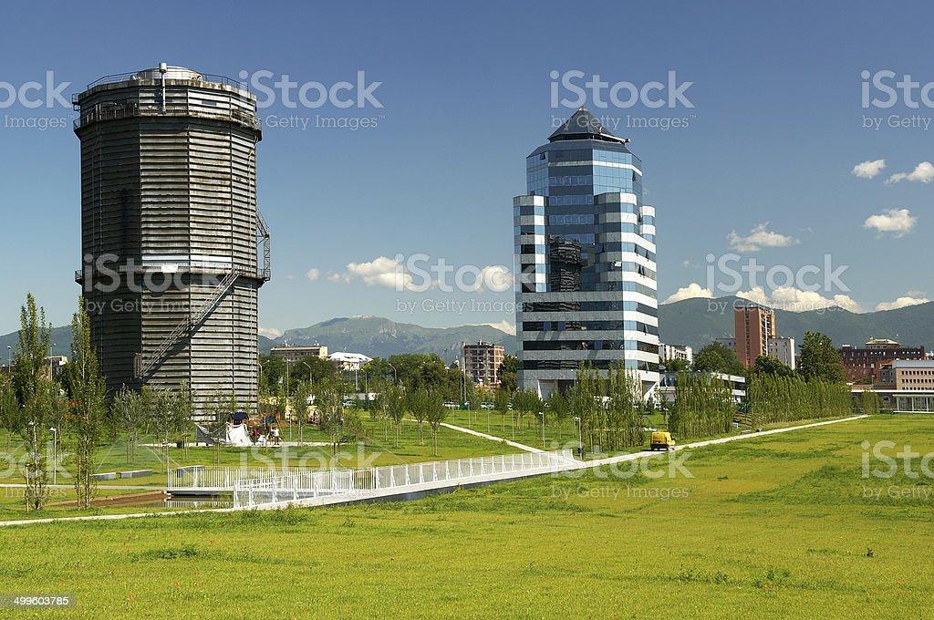 Brescia stock photo