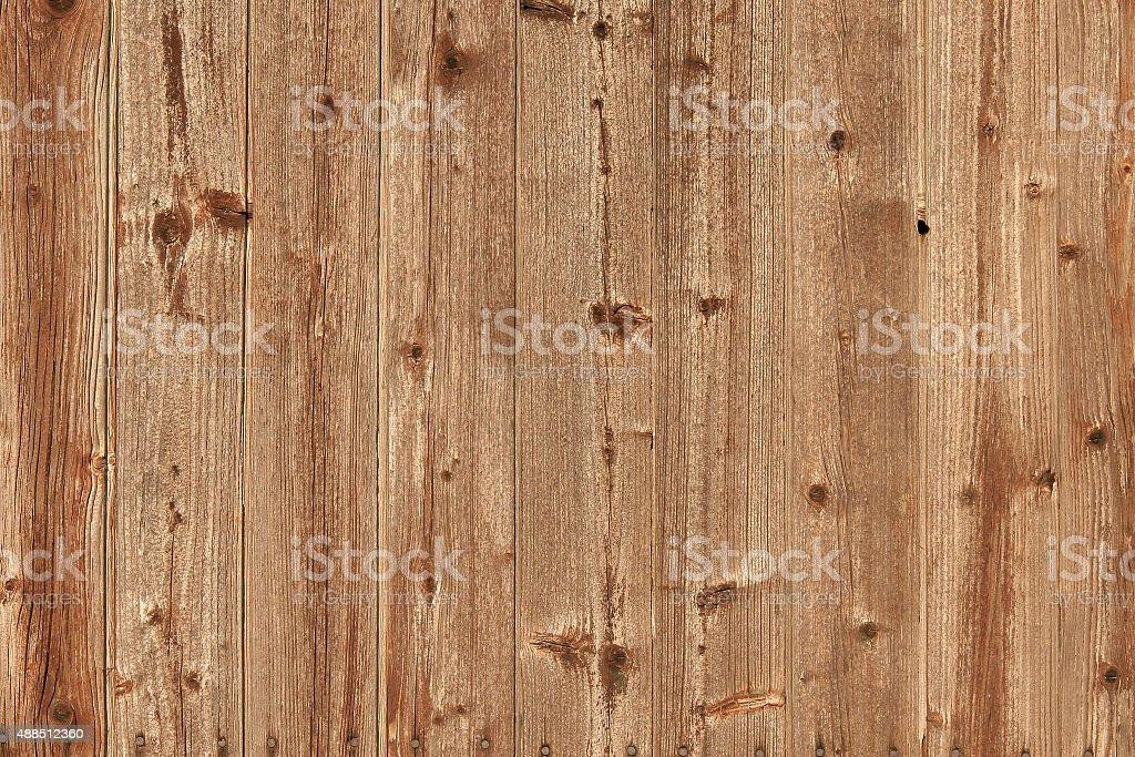Bretterwand stock photo