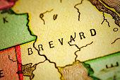 Brevard | Florida County Maps