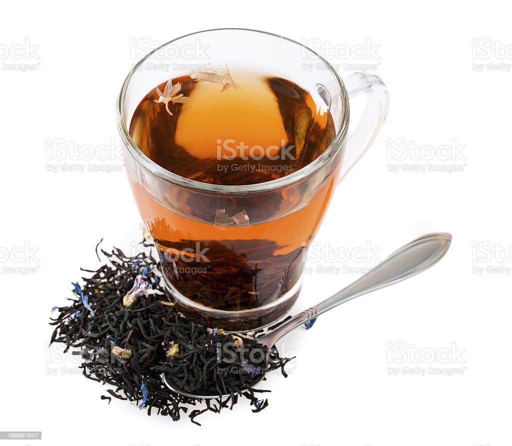 brew tea royalty-free stock photo