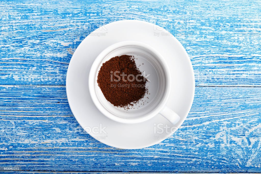 Brewed Arabica coffee stock photo