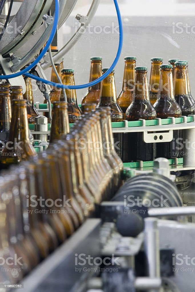 Brewery royalty-free stock photo