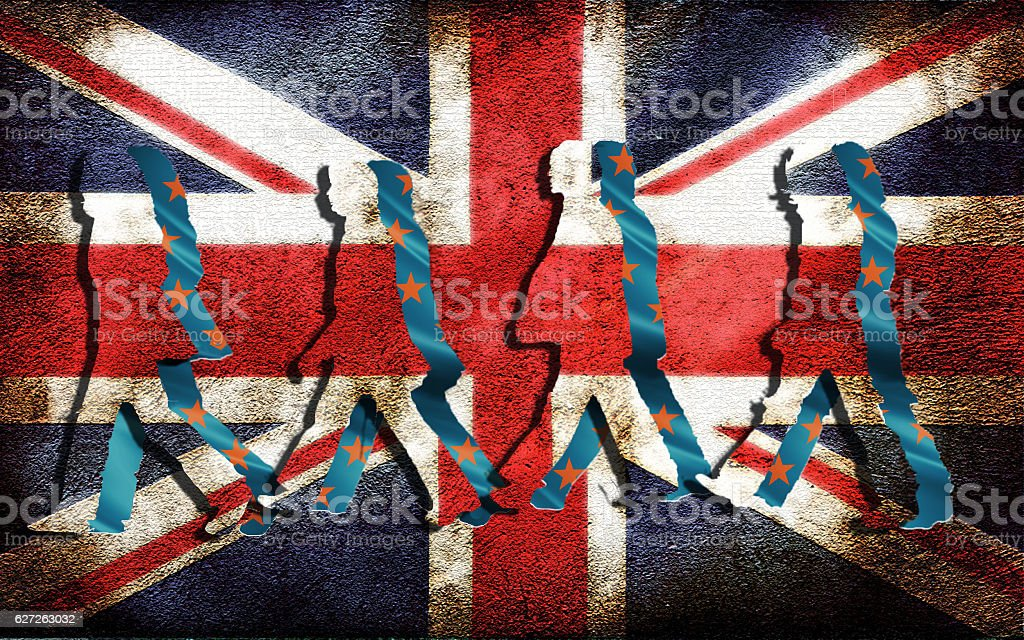 Brexit 8 stock photo