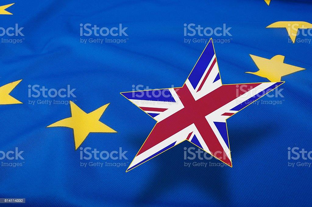 Brexit stock photo