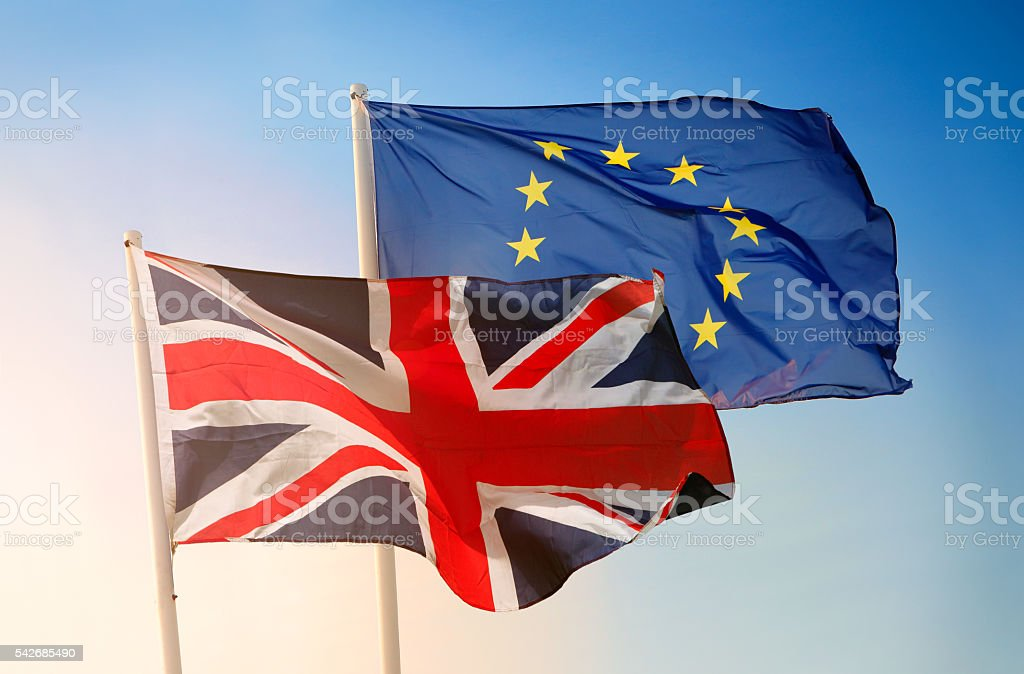Brexit stock photo