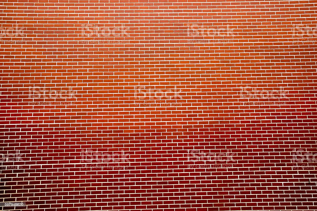 bric wall texture and background. stock photo