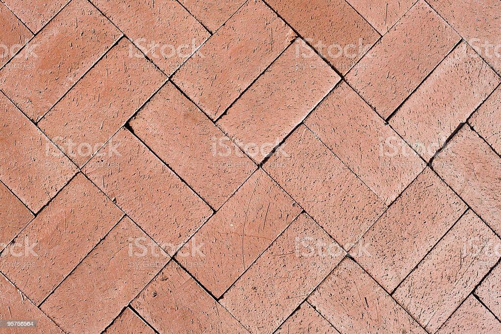 Brick Pattern royalty-free stock photo