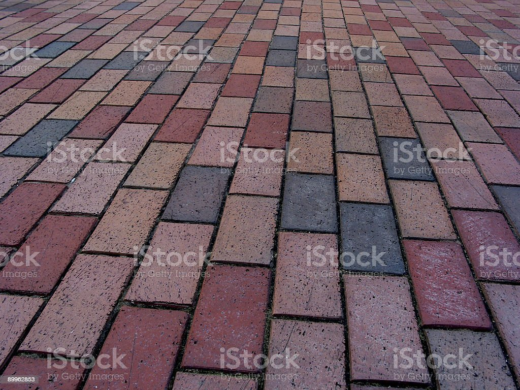 Brick royalty-free stock photo