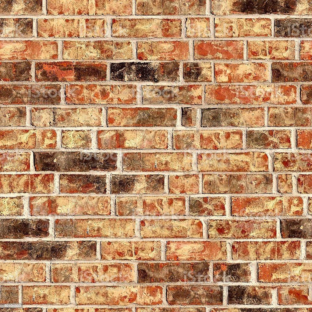 Brick seamless pattern. royalty-free stock photo