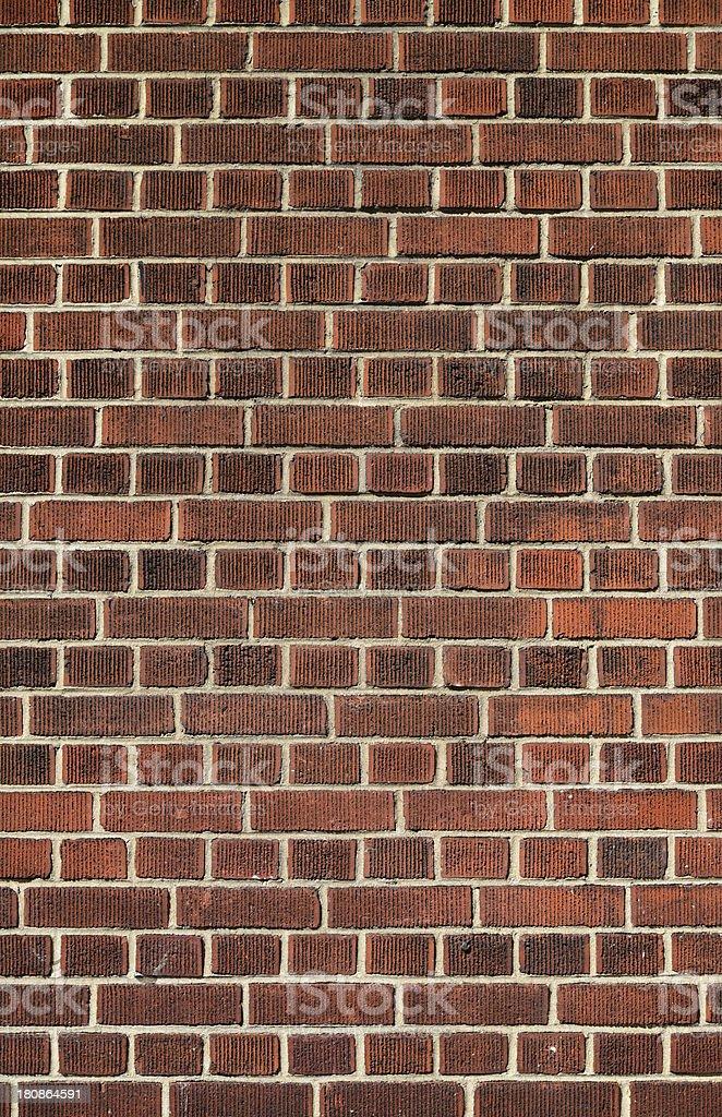 Brick Texture (Hi-Res) royalty-free stock photo