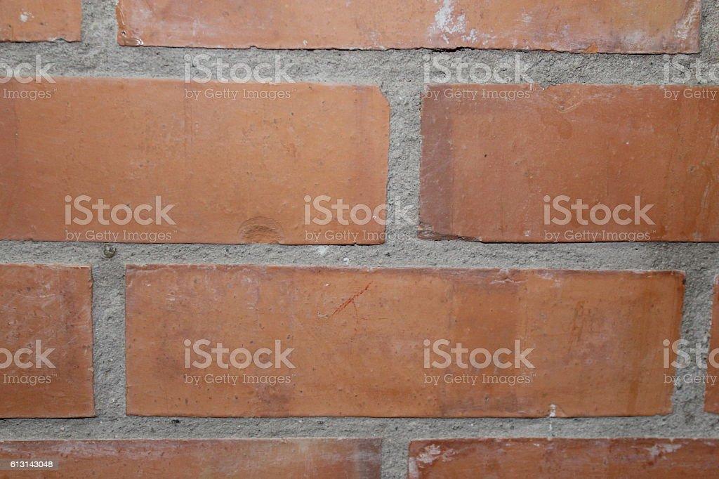 Brick texture stock photo
