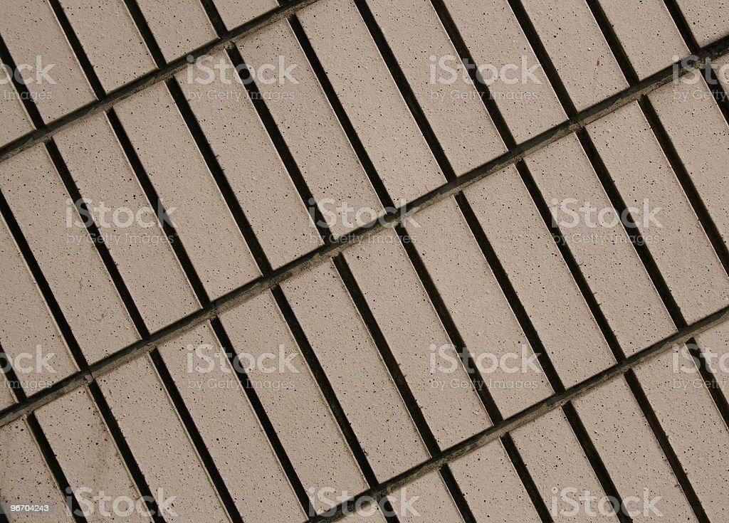Brick Tile Wall royalty-free stock photo