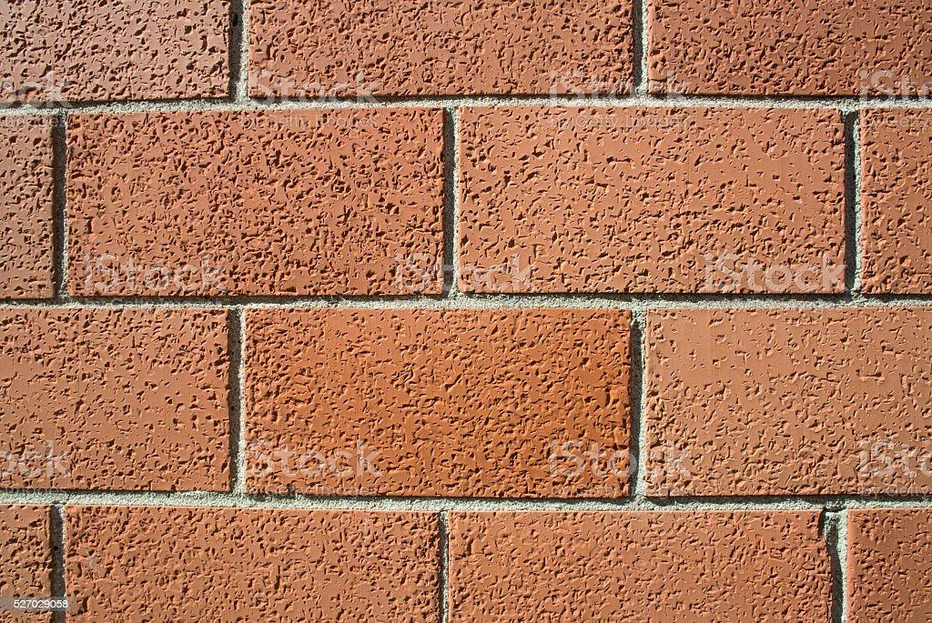 Brick Wall autdoor royalty-free stock photo