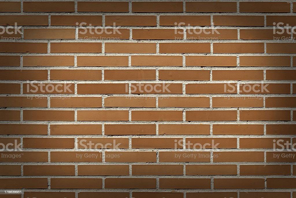 Fondo de pared de ladrillo. - foto de stock
