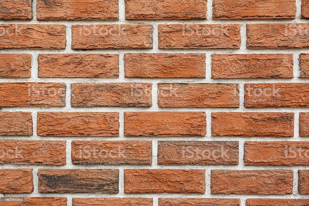 brick wall close-up royalty-free stock photo