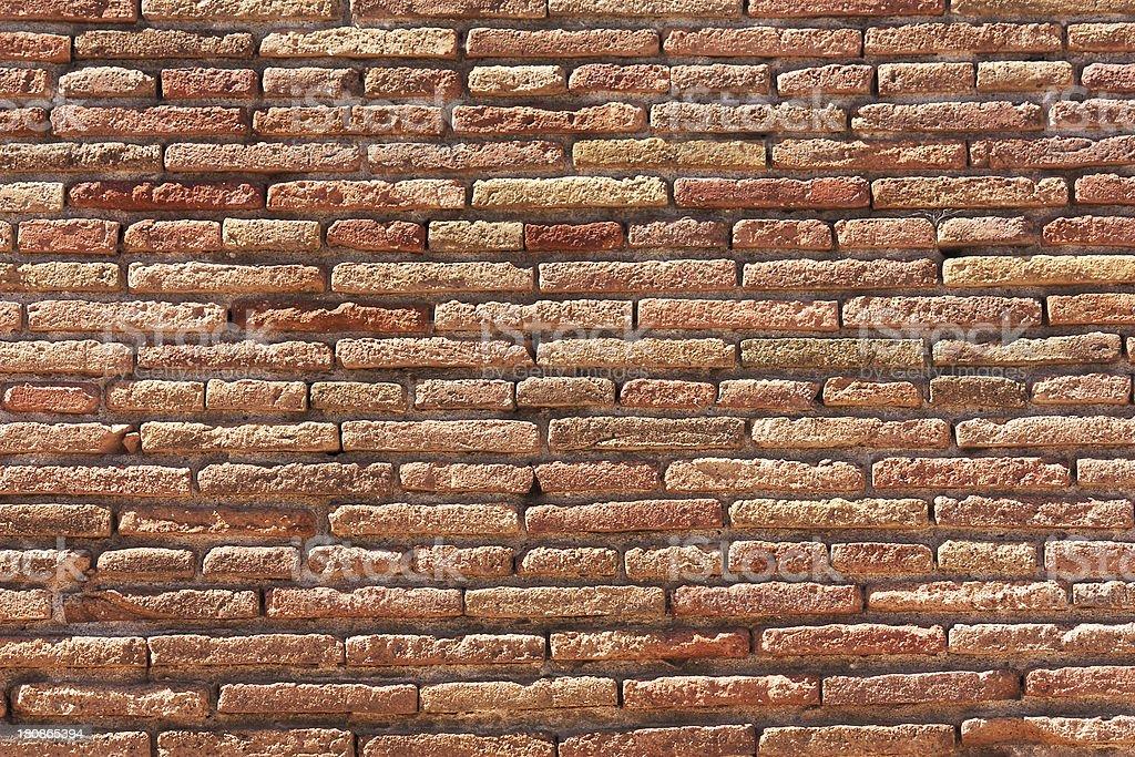 brick wall, creative abstract design background photo royalty-free stock photo