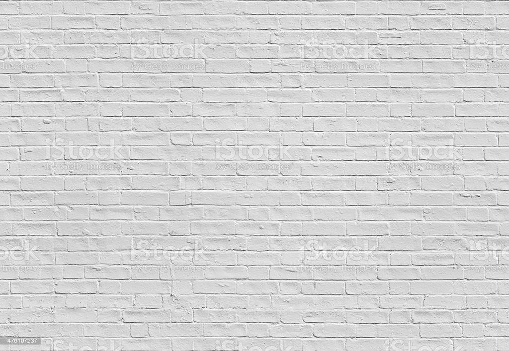 Brick wall endless seamless pattern royalty-free stock photo