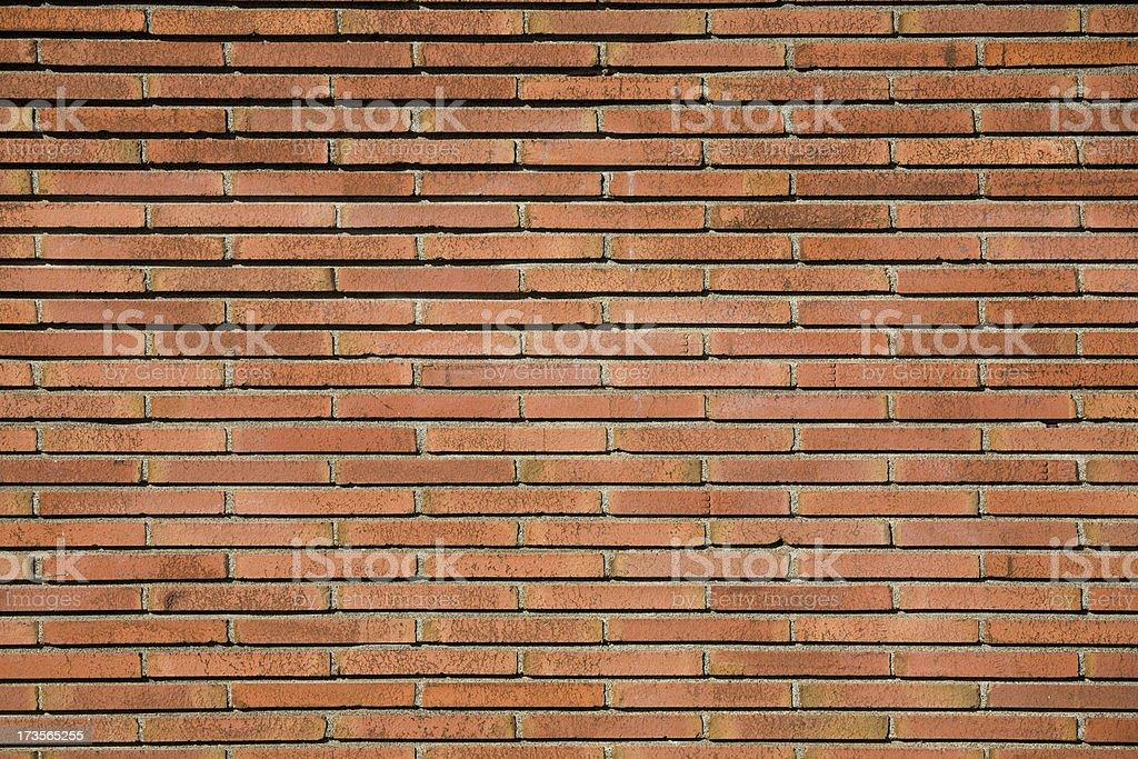 Brick wall pattern background royalty-free stock photo