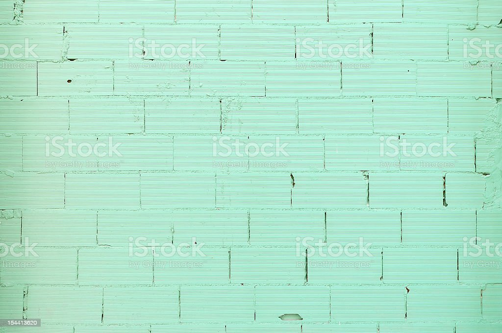 Pared de ladrillos - foto de stock