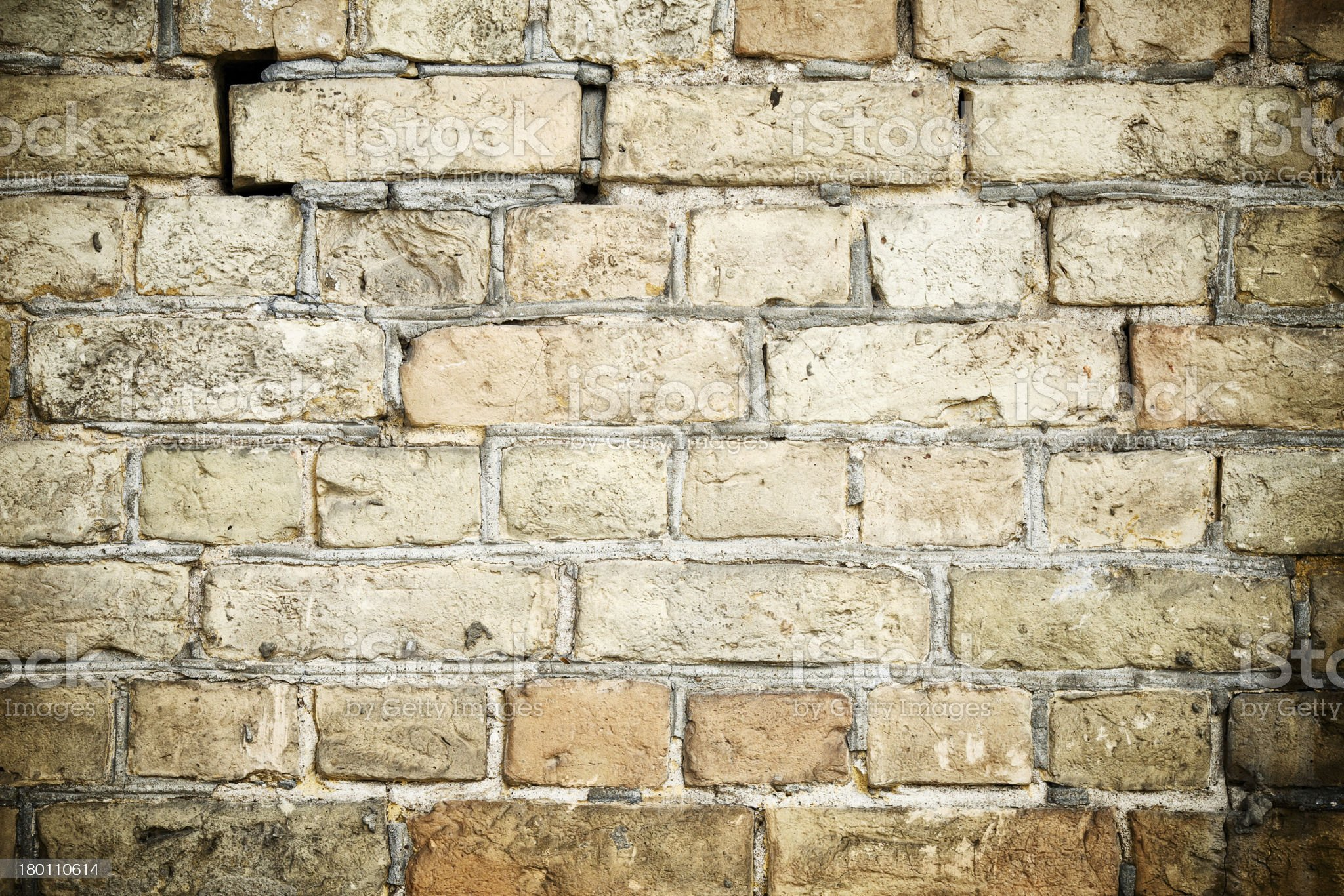 Brick wall. royalty-free stock photo