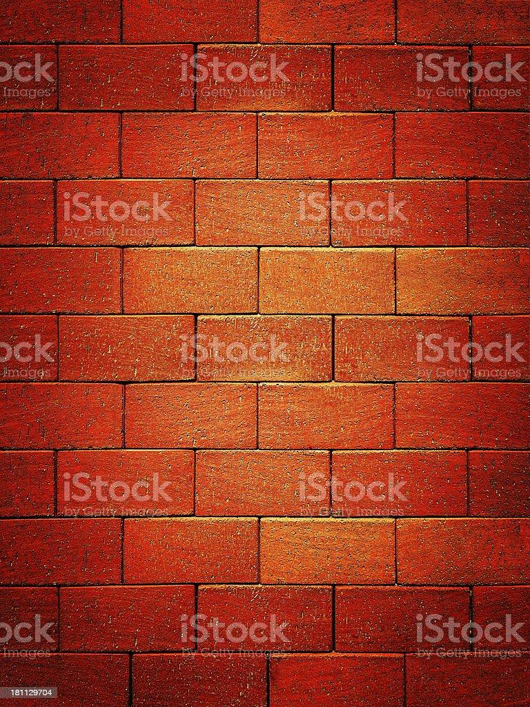 Brick Wall (Click for more) royalty-free stock photo