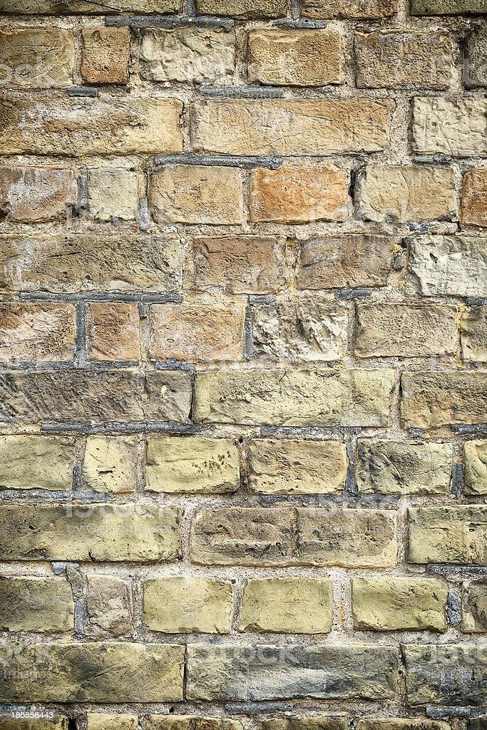 Brick wall. royalty-free stock photo