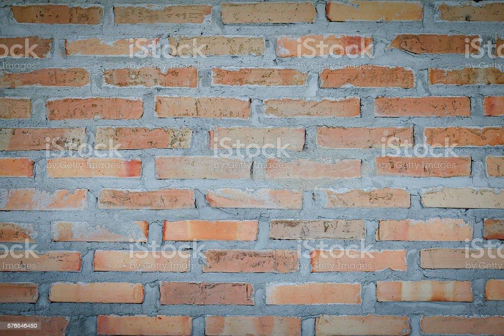 Pared de ladrillos  foto de stock libre de derechos