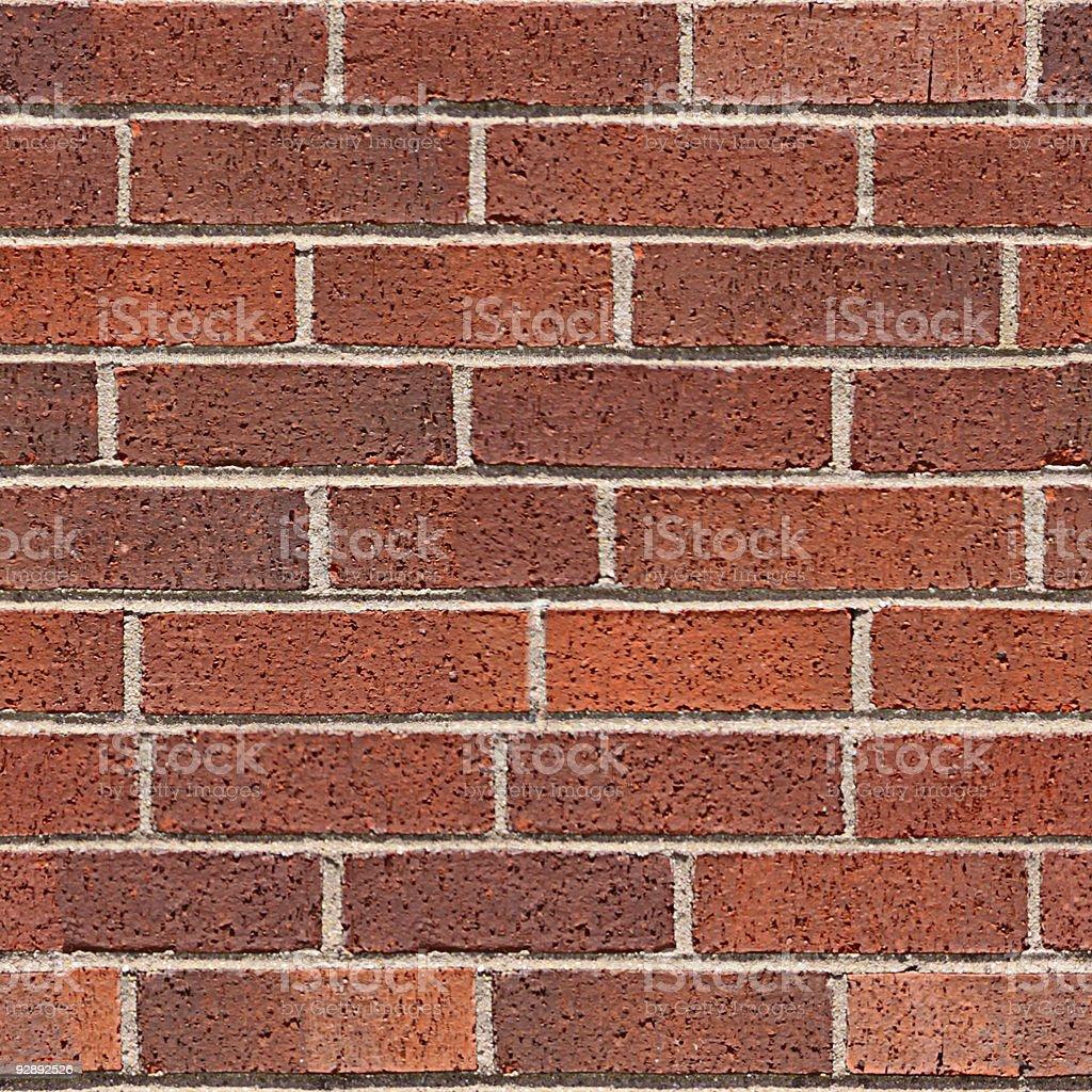 Brick wall seamless pattern. royalty-free stock photo